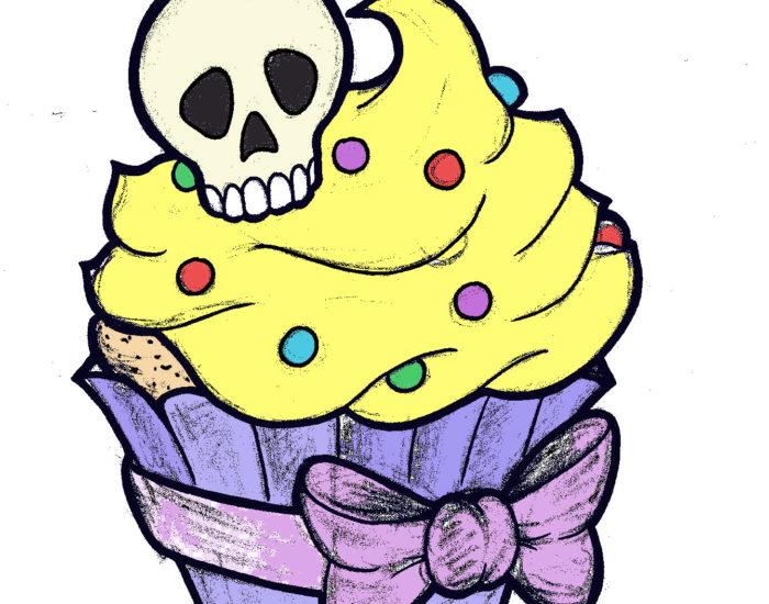 wannado halloween cupcake